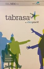 Tabrasa - Ideapaint. White Board paint. Write on Any Wall kit. 50 sq ft New. nib