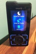 New ListingSirius Stiletto 2 Live Portable Satellite Radio Receiver & Mp3 Player