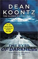 The Eyes of Darkness  A gripping suspense thril  by Dean Koontz  Paperback Book