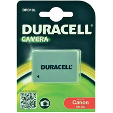 Duracell Drc10L Replacement Digital Camera Battery For Canon Nb 10L Battery