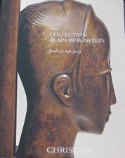 CHRISTIE'S Collection Alain Braunstein – Gustave Miklos Eugene Printz Daum