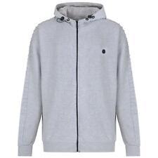 KANGOL Mens Big Size Fleece Hooded Top or Matching bottom (Branxton)