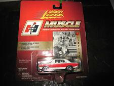 2000 JOHNNY LIGHTNING 1969 AMC HURST SC/RAMBLER 390 IN PACKAGE