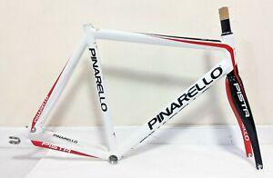 NEW Pinarello Pista Onda Large (55cm X 52.5cm) Track Bike Frame