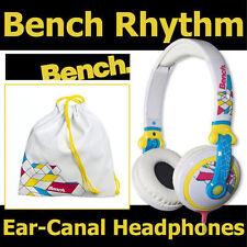 Bench Rhythm Auriculares Geo -HBE-RH-GEO1-DB