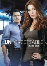 Unforgettable: Third Season [New DVD] Boxed Set, Amaray Case, Sensormatic