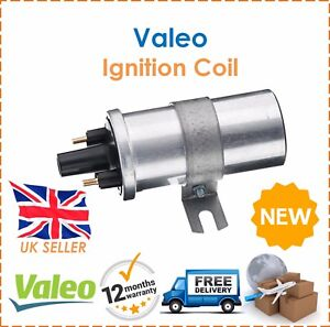 For Audi 100 50 80 Valeo 12V Ignition Coil 059905105B New 59905105B