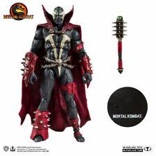 Mortal Kombat XI Spawn Mcfarlane Mace Version