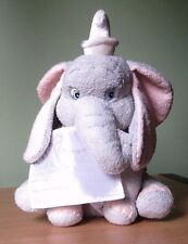 DISNEY'S DUMBO BABY CHRISTENING CHRISTMAS FIRST PLUSH TOY NEW WITH TAGS