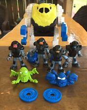 Imaginext Space Figures Aliens Exoskeleton Robot Suit