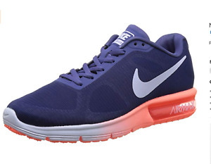 NEW 719916-505 Nike Womens Air Max Sequent W Size 6  EUR 36.5 purple pink
