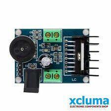 XCLUMA AUDIO POWER AMPLIFIER DC 6 TO 18V TDA7297 MODULE DOUBLE CHANNEL BE0308