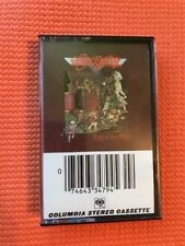 AEROSMITH - TOYS IN THE ATTIC 1975 Vintage Classic ROCK Cassette Tape