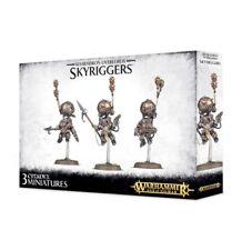 kharadron Overlords skyriggers Games Workshop âge de sigmar warhammer nains
