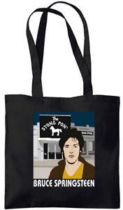 Bruce Springsteen - Stone Pony Boy - Tote Bag (Jarod Art Design)