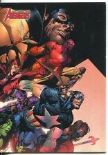 The Complete Avengers Earths Mightiest Heroes Chase Card MH10