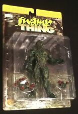 "DC Direct Universe SWAMP THING Vertigo Comics 6""Action Figure 1999 SHARP! New"