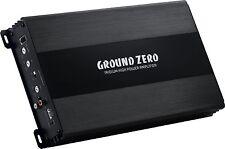 Ground Zero BASSI MONO Amplificatore GZIA 1 600hpx SUBWOOFER