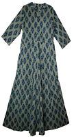 Indian Dress Cotton Retro Ehs Hippy Women Retro Blusa Vintage Vestir Boho Ethnic