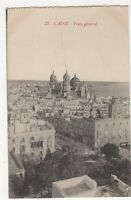 Spain, Cadiz, Vista General Postcard, B278