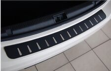 Volvo V60 I FL ab 2013 Ladekantenschutz - Edelstahl mit Carbon-Style