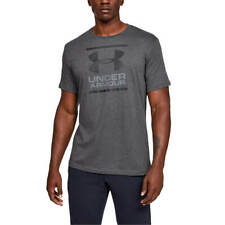 Under Armour Mens UA GL Foundation HeatGear Cotton Training Tee T-Shirt