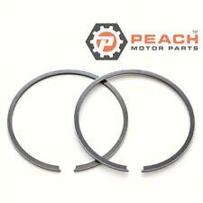 Peach Motor Parts PM-0396377 Piston Ring Set (Standard) Fits Johnson Evinrude OM