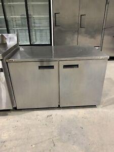 "48"" Delfield Self-Contained Undercounter Low Boy Refrigerator"