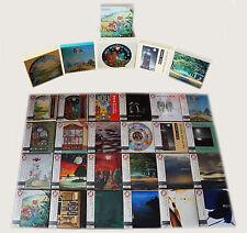 Anthony Phillips - 24 Mini LP CD Japan +Boxes & Stuff COMPLETE RARE MINT GENESIS
