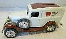 Ertl Diecast Trust Worthy Hardware 1932 Ford Panel Truck Bank 1/25 Die Cast 2670