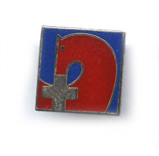 Rio 2016 Olympic pin NOC Swiss Equestrian - ver 2 dark blue