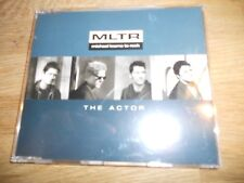 """MICHAEL LEARNS TO ROCK """"THE ACTOR"""" CD SINGLE 1999 USED EMI-MEDLEY RECORDS PROMO"""