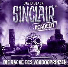 "HÖRSPIEL CD * SINCLAIR ACADEMY * Folge 11 ""DIE RACHE DES VOODOOPRINZEN"" NEU/OVP"