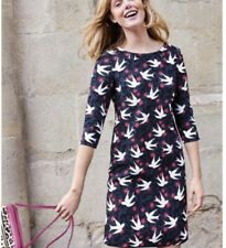 Boden Swallow Bird Vine Alda Dress Stunning High Quality 10R US