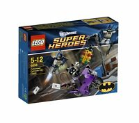 LEGO Super Heroes 6858 Catwoman Catcycle City Chase DC Universe Batman