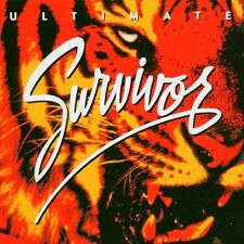 SURVIVOR: ULTIMATE CD THE BEST OF GREATEST HITS EYE OF THE TIGER / BURNING HEART