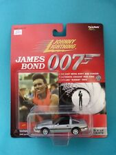 Voiture 1/64 - Johnny Lightninig - James Bond 007 - Chevy corvette - Grace Jones