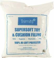 TOY FILLING STUFFING 250g TRIMITS WASHABLE Soft Toys Cushions Crafts