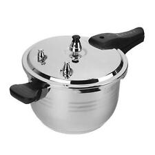 Commercial Grade Stainless Steel Pressure Cooker 5L - 1 Year Warranty