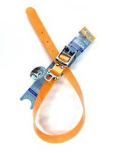 Kurgo Muck Collar Waterproof Dog Collar Bottle Opener Crop Circles Multi Colors