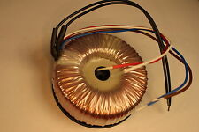 Ringkern Trafo 2x15Volt bei 60VA prim.230V