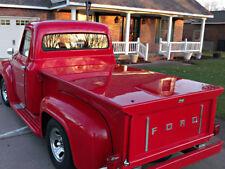 1953-1972 Ford F100 StepSide Classic Truck Fiberglass Hard Bed Tonneau Cover