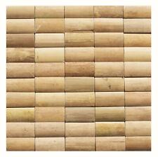 1 Fliesen Matte - BM-003 - Bambus - Naturstein Lager Stein-mosaik Herne NRW