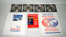 Larousse Spanish-English Basico Dictionary w/ 4 CDs and Sentence Practice Book