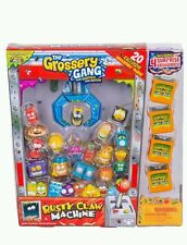 The Grossery Gang S2 Rusty Claw Machine Grosseries VHTF