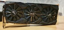 ASUS ROG GeForce STRIX-GTX1080  8 GB Overclocked Gaming Graphics Card