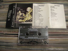 EYES OF THE OWL CASSETTE TAPE THRASH HOLD 1988 PRIVATE PRESS HEAVY POWER METAL