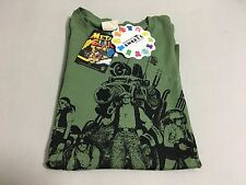 Official Shimamura Metal Slug T-Shirt M Medium Size Japan SNK NEO GEO AES MVS CD