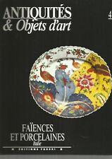 ANTIQUITES & OBJETS D'ART N°04 - FAIENCES ET PORCELAINES - ITALIE