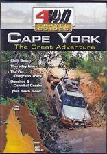 Cape York - Still The Great Adventure Video DVD (AFN) - Free Delivery